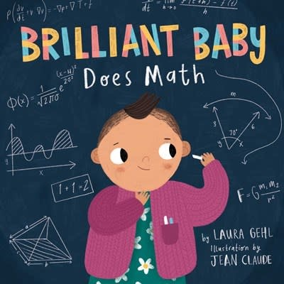 little bee books Brilliant Baby Does Math
