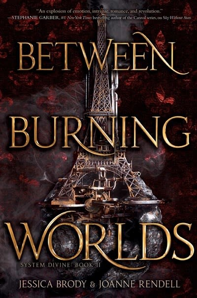 Simon & Schuster Books for Young Readers Between Burning Worlds