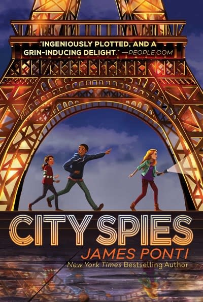 Aladdin City Spies