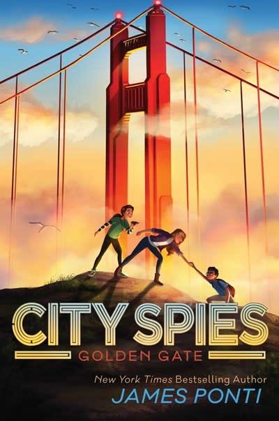 Aladdin City Spies #2: Golden Gate