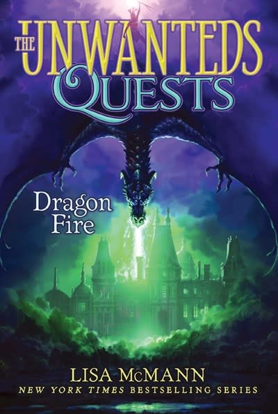 Aladdin Unwanteds Quests 05 Dragon Fire