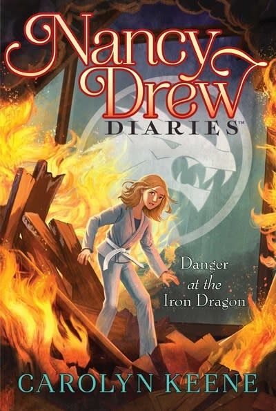 Aladdin Nancy Drew Diaries: Danger at the Iron Dragon