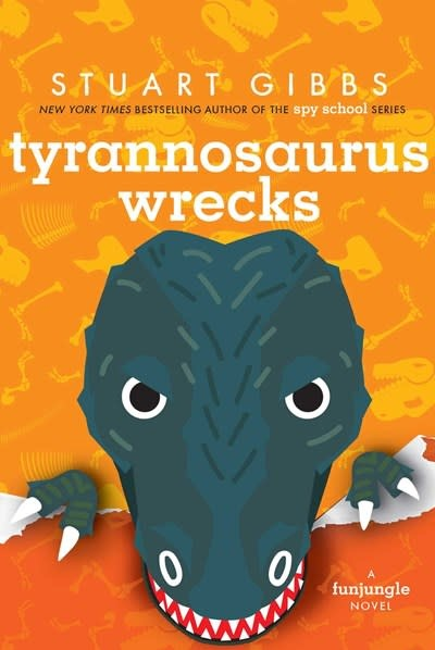 Simon & Schuster Books for Young Readers Tyrannosaurus Wrecks