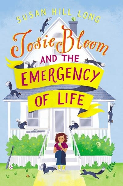 Simon & Schuster/Paula Wiseman Books Josie Bloom and the Emergency of Life