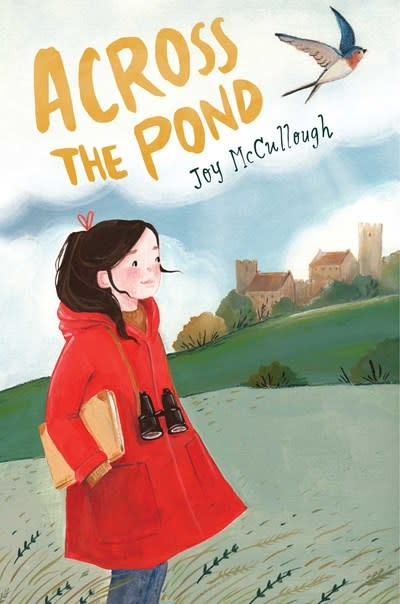 Atheneum Books for Young Readers Across the Pond