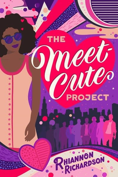 Simon & Schuster Books for Young Readers The Meet-Cute Project