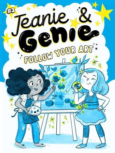 Little Simon Jeanie & Genie: Follow Your Art