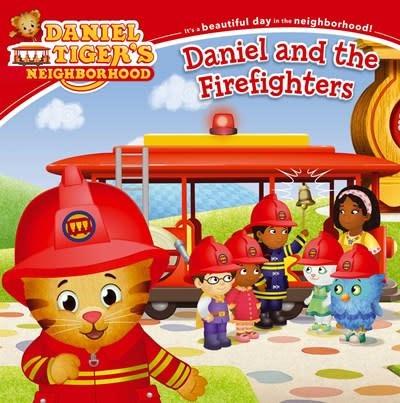 Simon Spotlight Daniel and the Firefighters