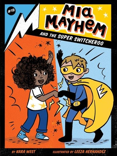 Little Simon Mia Mayhem 10 The Super Switcheroo