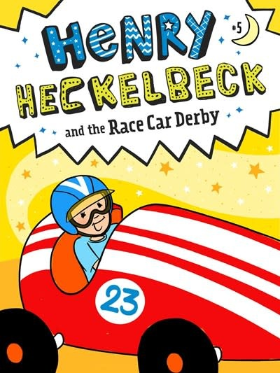 Little Simon Henry Heckelbeck and the Race Car Derby