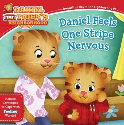 Simon Spotlight Daniel Tiger: Feels One Stripe Nervous