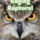 Ripley Publishing Raging Raptors! (Ripley Readers, Lvl 2)