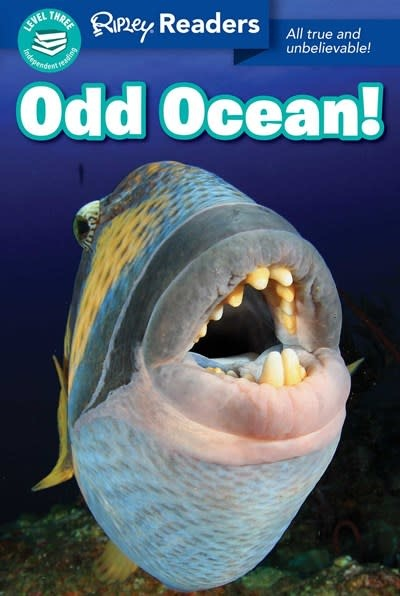Ripley Publishing Ripley Readers LEVEL3 Odd Ocean!