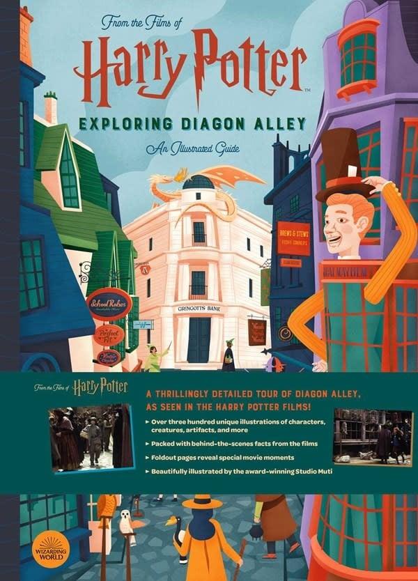 Insight Kids Harry Potter: Exploring Diagon Alley