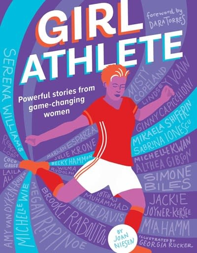 Downtown Bookworks Girl Athlete