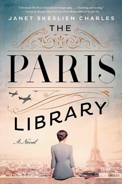 Atria Books The Paris Library