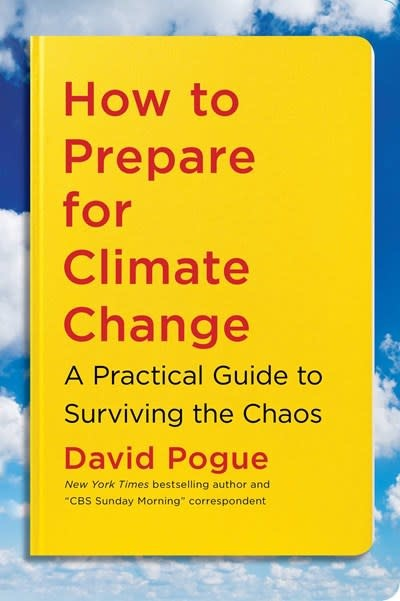 Simon & Schuster How to Prepare for Climate Change