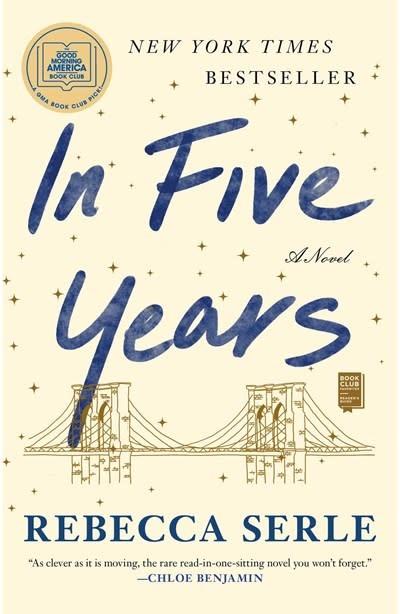 Atria Books In Five Years