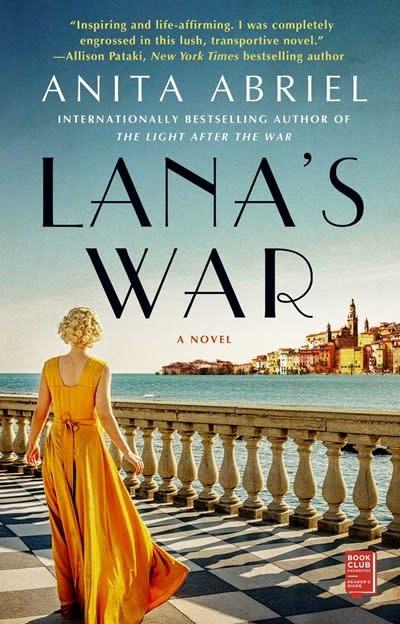 Atria Books Lana's War: A novel