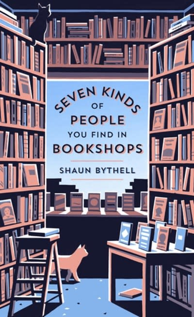 David R. Godine, Publisher Seven Kinds of People You Find in Bookshops
