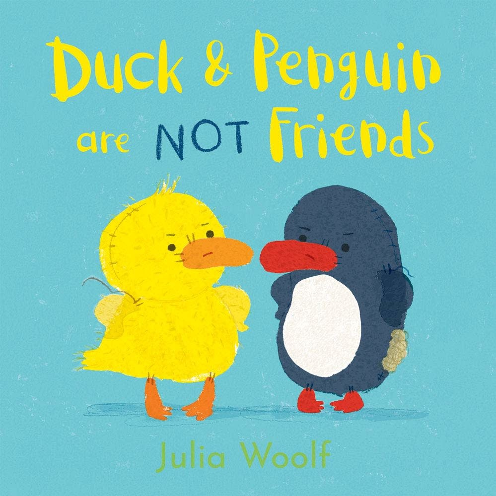 Duck & Penguin Are Not Friends