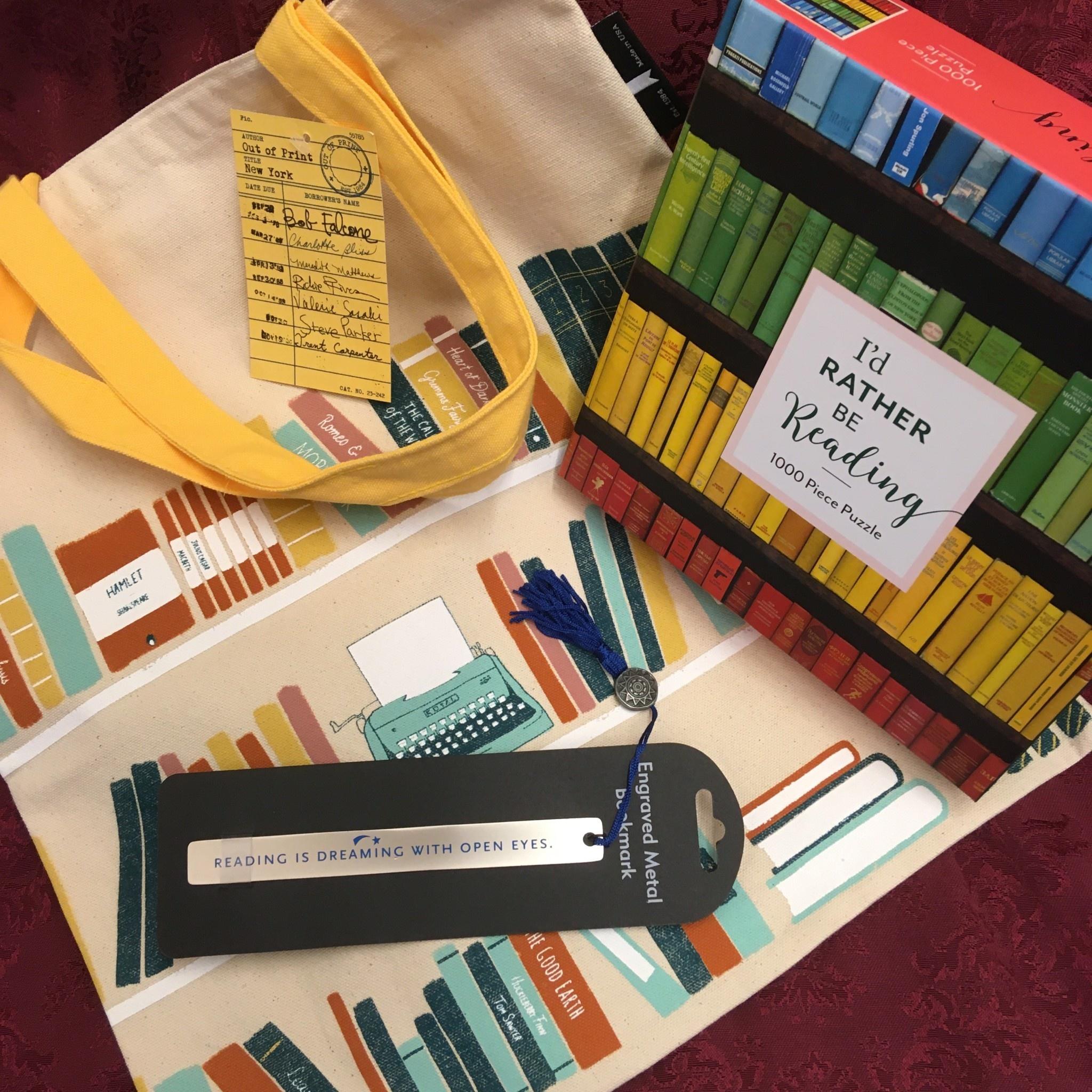 Book Lover's Accessories Bundle