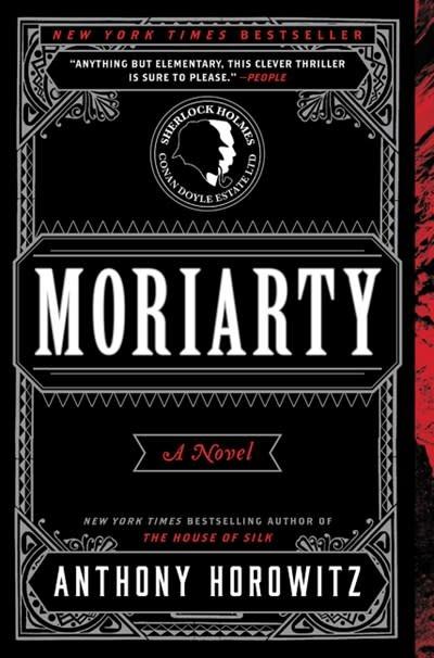Harper Perennial Moriarty