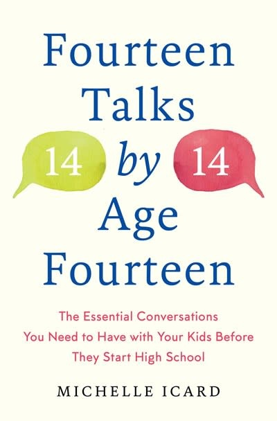 Harmony Fourteen Talks by Age Fourteen