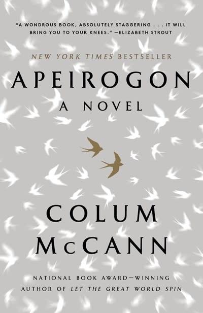 Random House Trade Paperbacks Apeirogon: A Novel