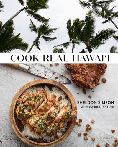 Clarkson Potter Cook Real Hawai'i