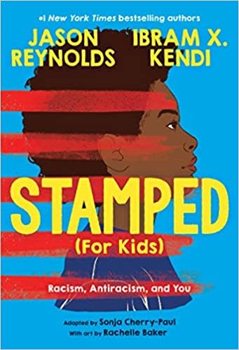 Little, Brown Books for Young Readers Stamped (For Kids)