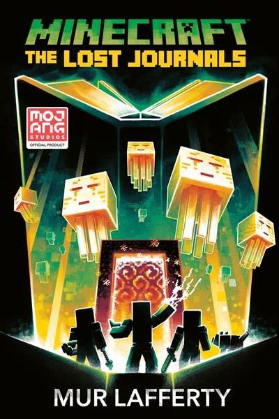 Del Rey Minecraft: The Lost Journals