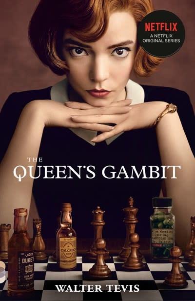 Vintage The Queen's Gambit (Television Tie-in)