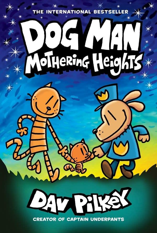 Graphix Dog Man 10 Mothering Heights