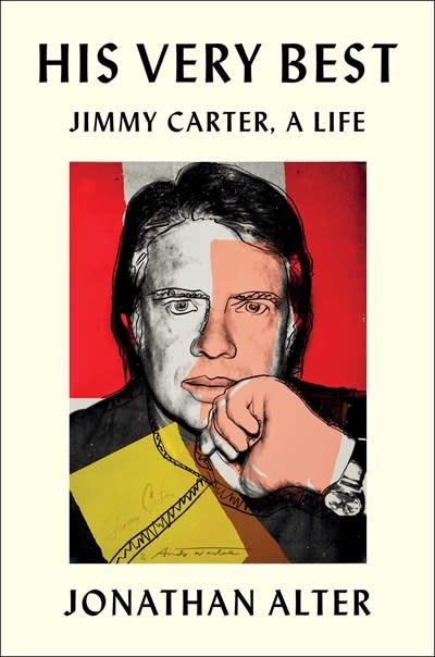 Simon & Schuster His Very Best: Jimmy Carter, a Life