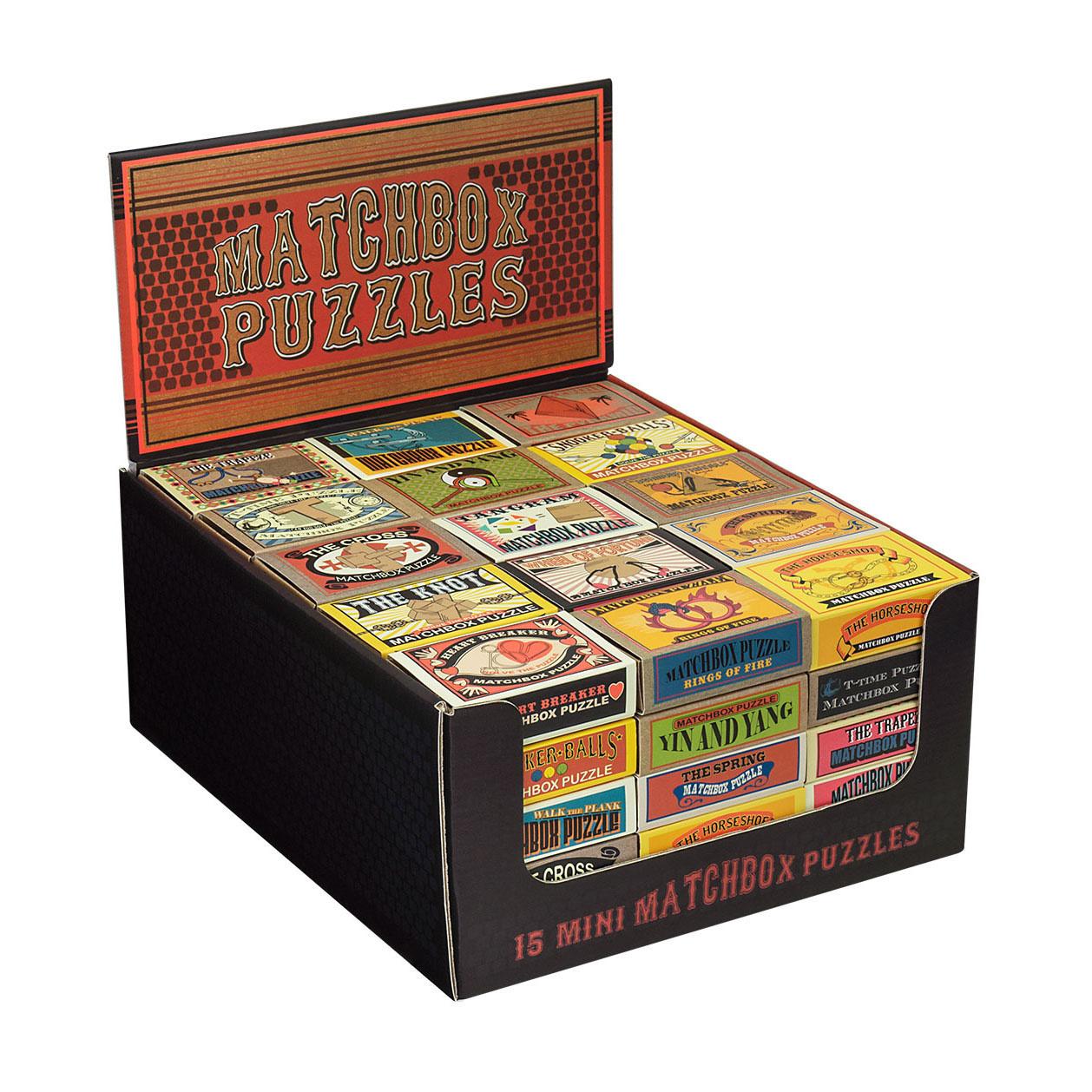 Matchbox Puzzles