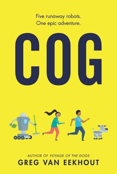 HarperCollins Cog