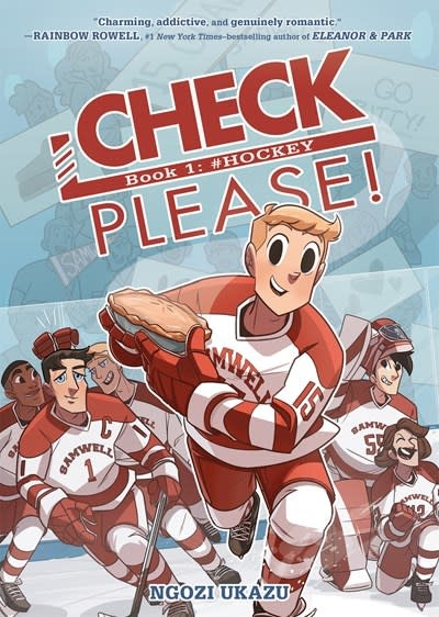 First Second Check, Please! Book 1: # Hockey