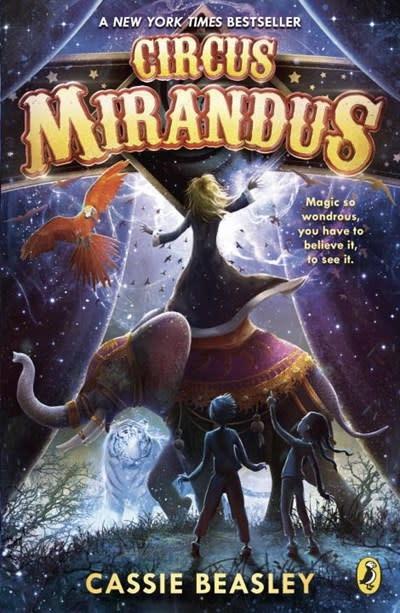 Puffin Books Circus Mirandus
