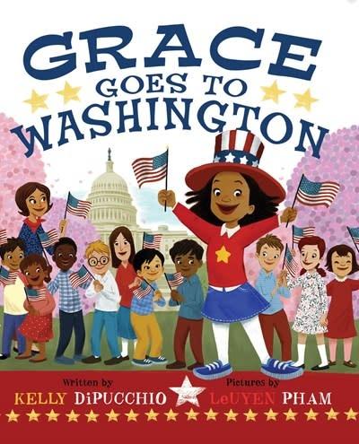 Disney-Hyperion Grace Goes to Washington