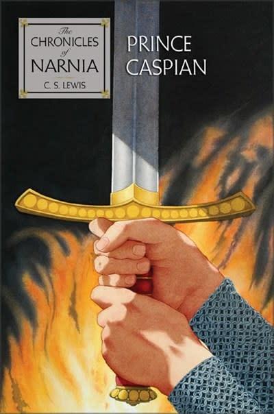 HarperCollins Narnia 04 Prince Caspian