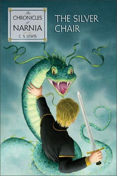 HarperCollins Narnia 06 The Silver Chair