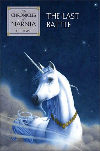 HarperCollins Narnia 07 The Last Battle