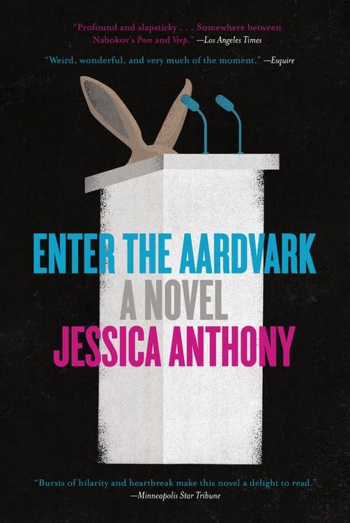 Back Bay Books Enter the Aardvark: A novel