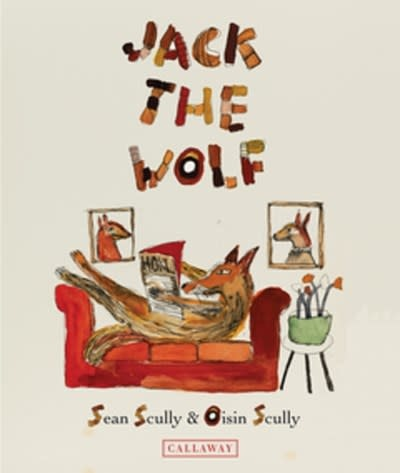 Callaway Arts & Entertainment Jack the Wolf
