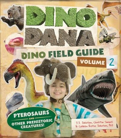 Mango Dino Dana: Dino Field Guide