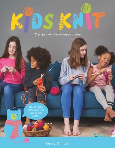 GMC Publications Kids Knit