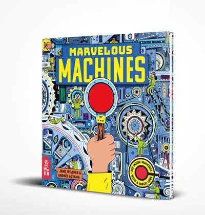 What on Earth Books Marvelous Machines