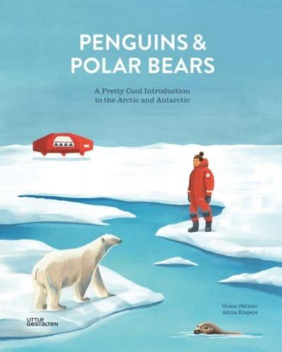Little Gestalten Penguins and Polar Bears