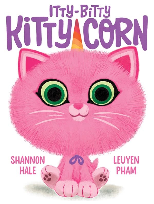 Abrams Books for Young Readers Itty-Bitty Kitty-Corn